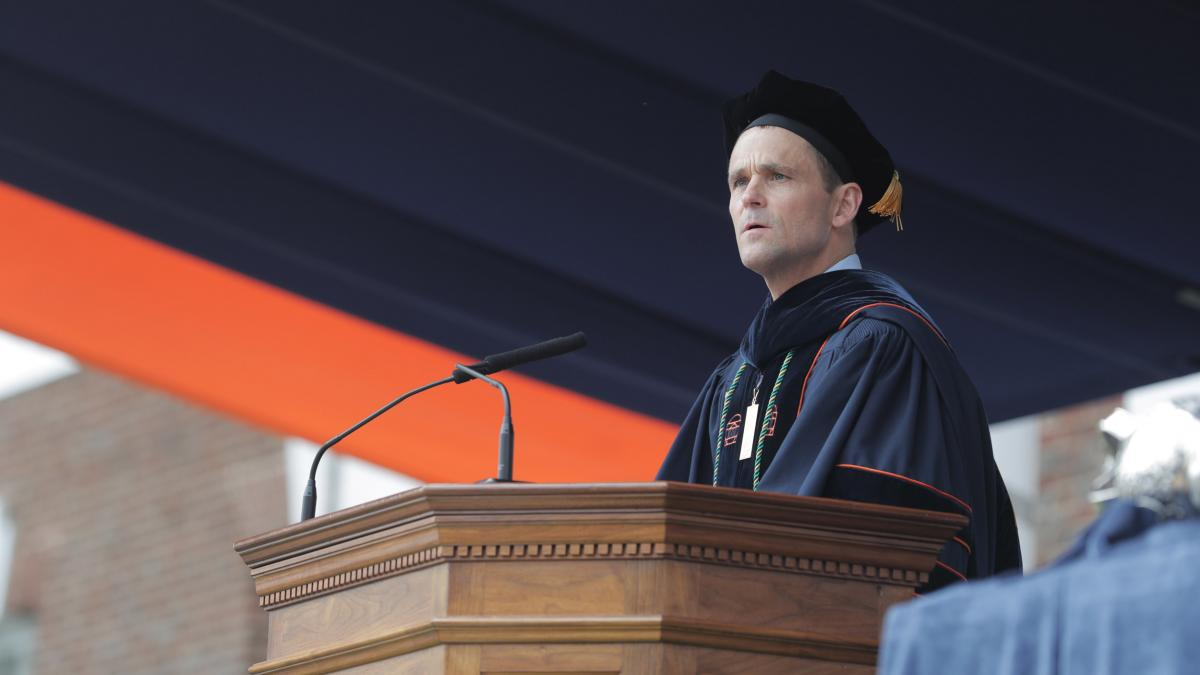 Ryan's remarks to class of 2019