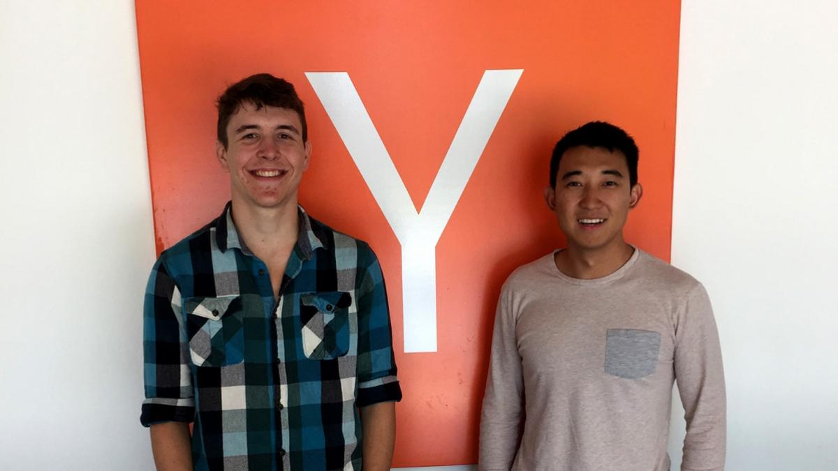 Alumni Vincent Ning and Michael Paris have been accepted into the prestigious Y Combinator accelerator program for the spring of 2017.