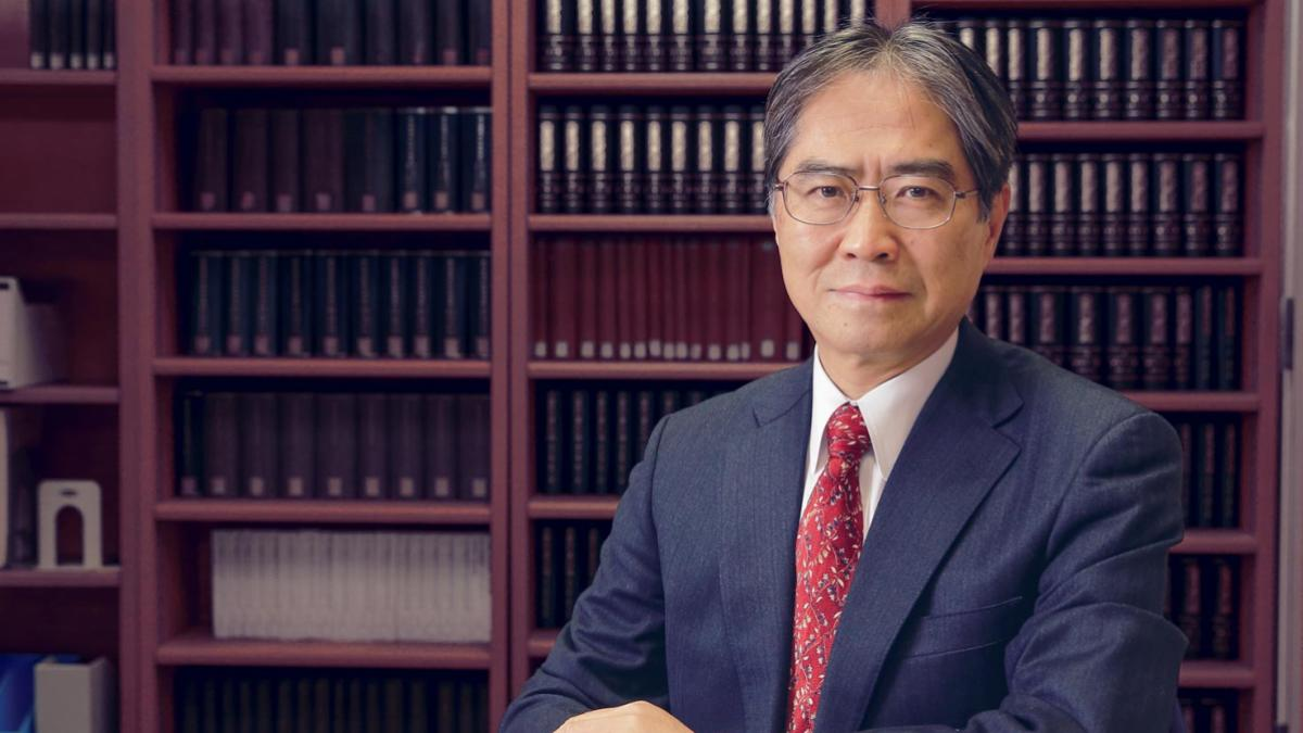 UVA Law alumnus Yuji Iwasawa is a law professor at the University of Tokyo and previously chaired the U.N. Human Rights Committee.