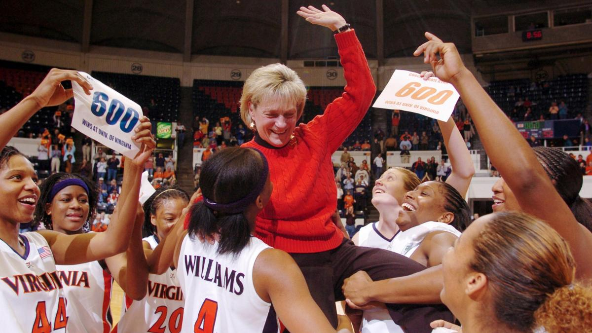 Checking in With UVA Legend Debbie Ryan