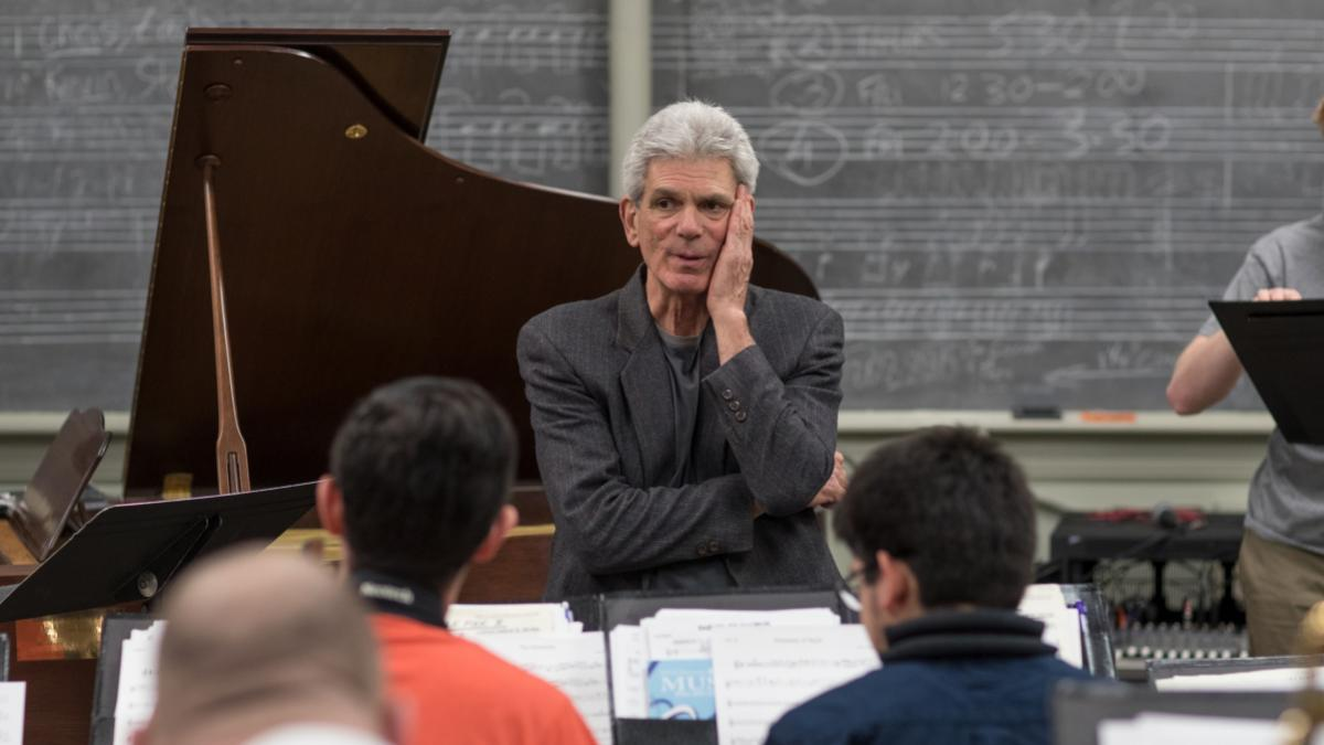 Jazz Master Helps Open the Ears of Students, So They Really Hear the