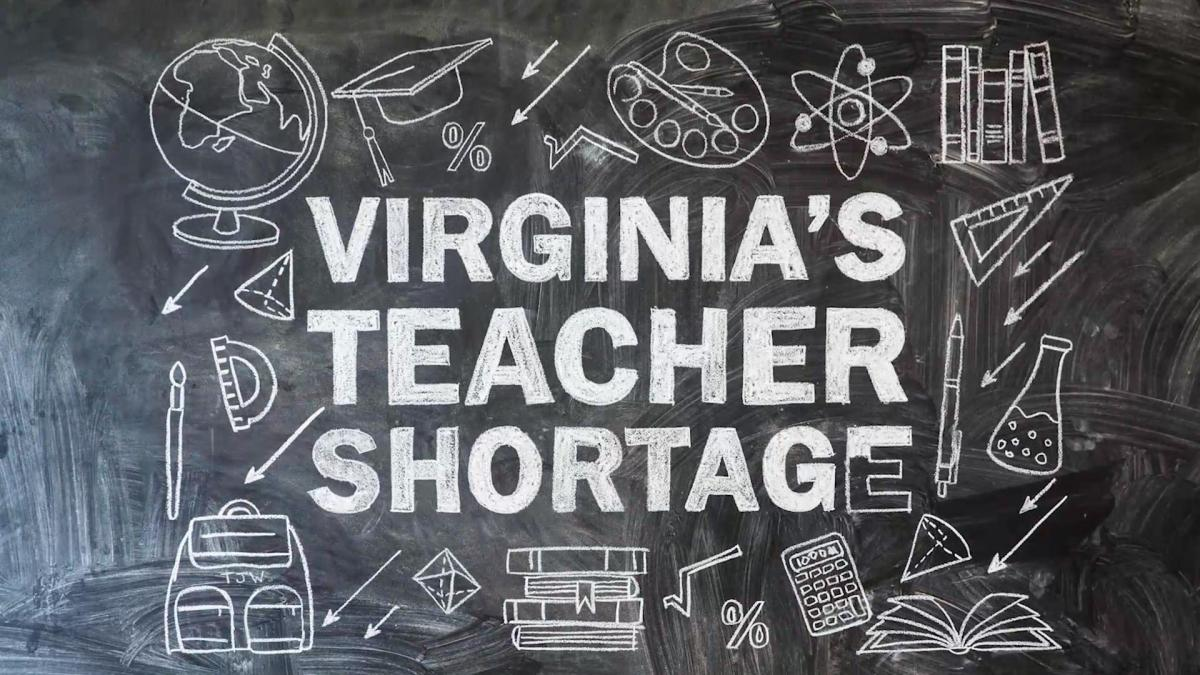 Virginia's Teacher Shortage