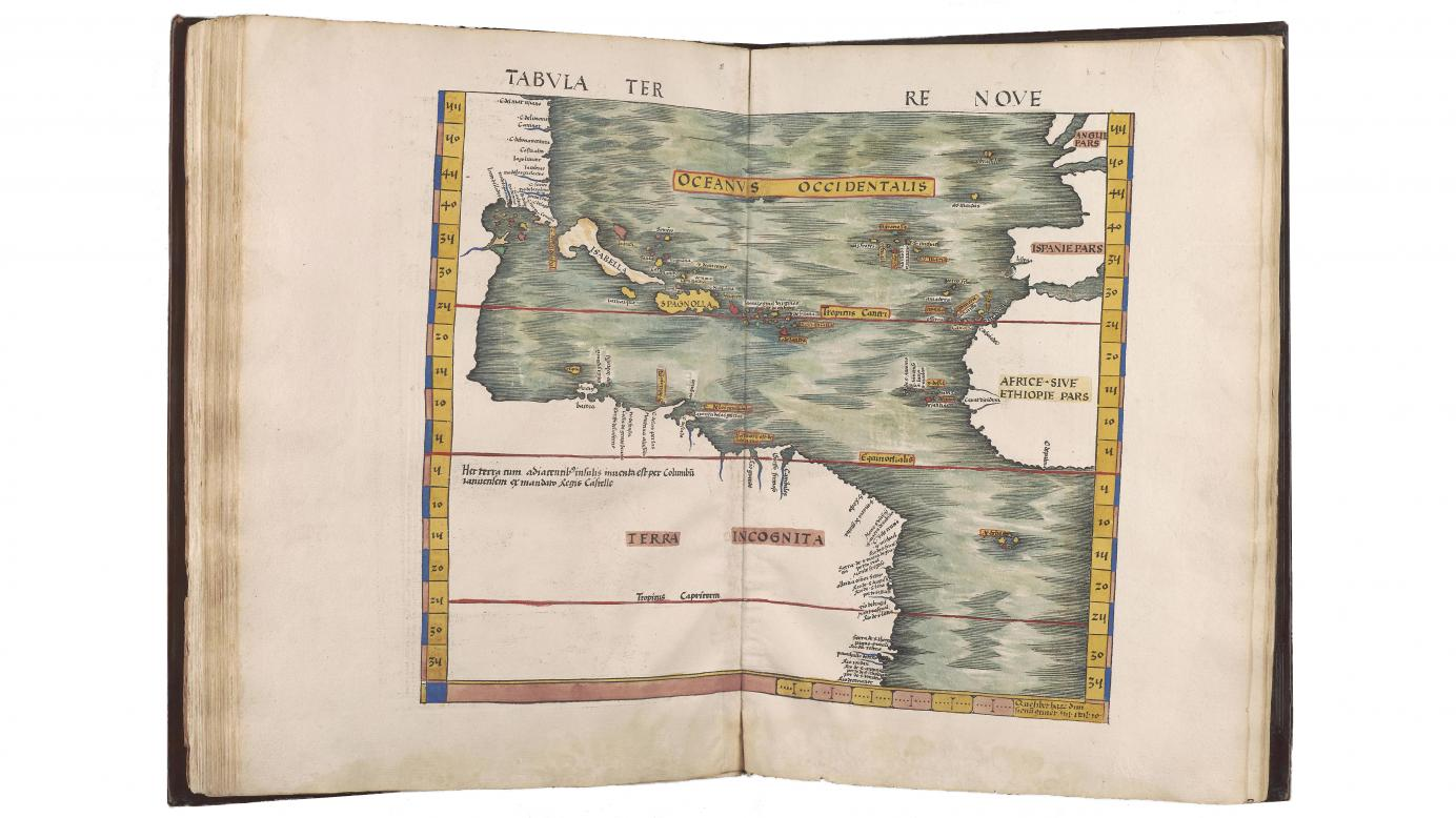 ... Library Offers Rare Digital History of the Americas | UVA Today