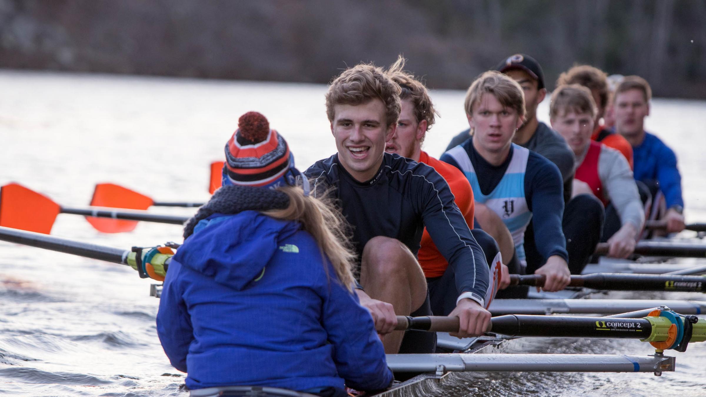 50 years of virginia men u2019s rowing  in photos