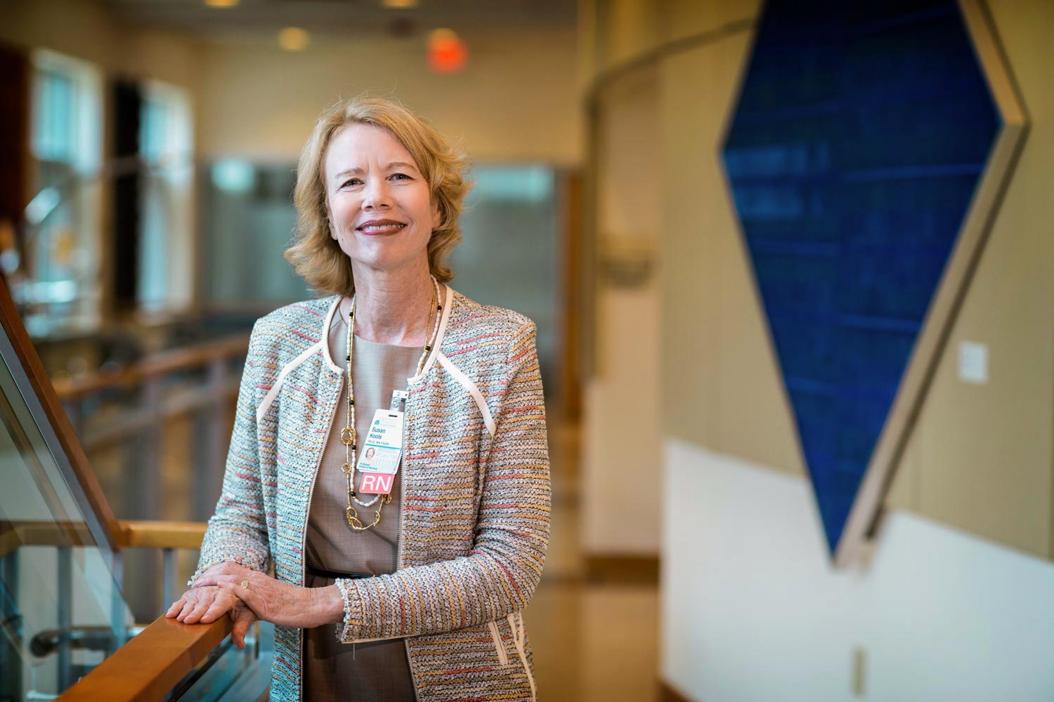 Susan Kools, associate dean for diversity and inclusion in the School of Nursing, and Gates organized UVA's participation in the institute.