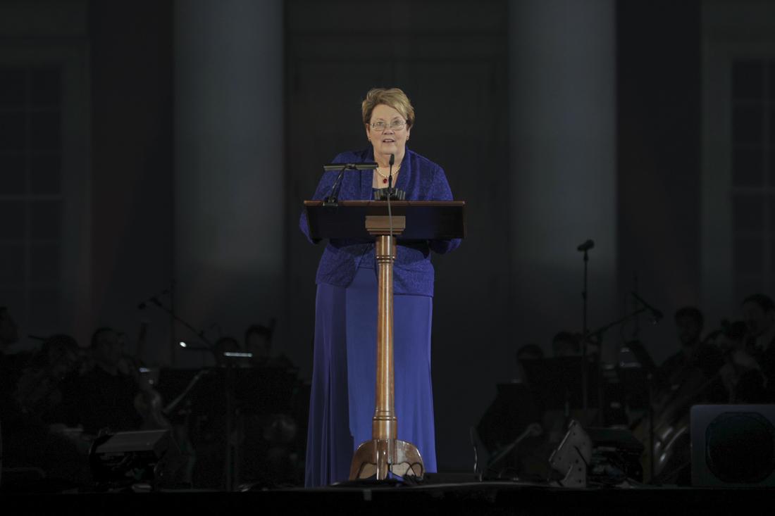UVA President Teresa Sullivan