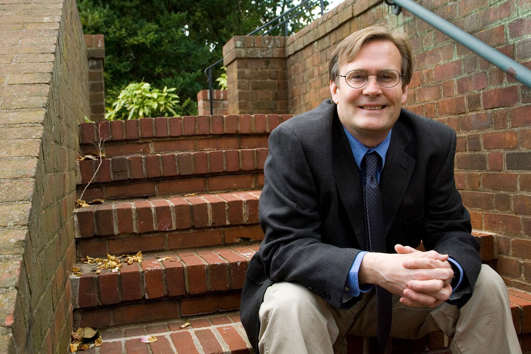 Tim Beatley, the Teresa Heinz Professor of Sustainable Communities, founded the Biophilic Cities Network in 2013.