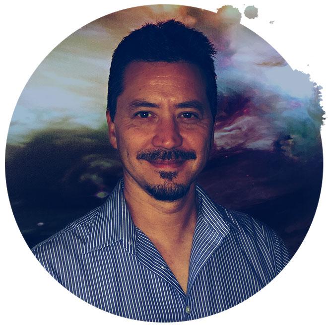 Portrait of Troy Benesch