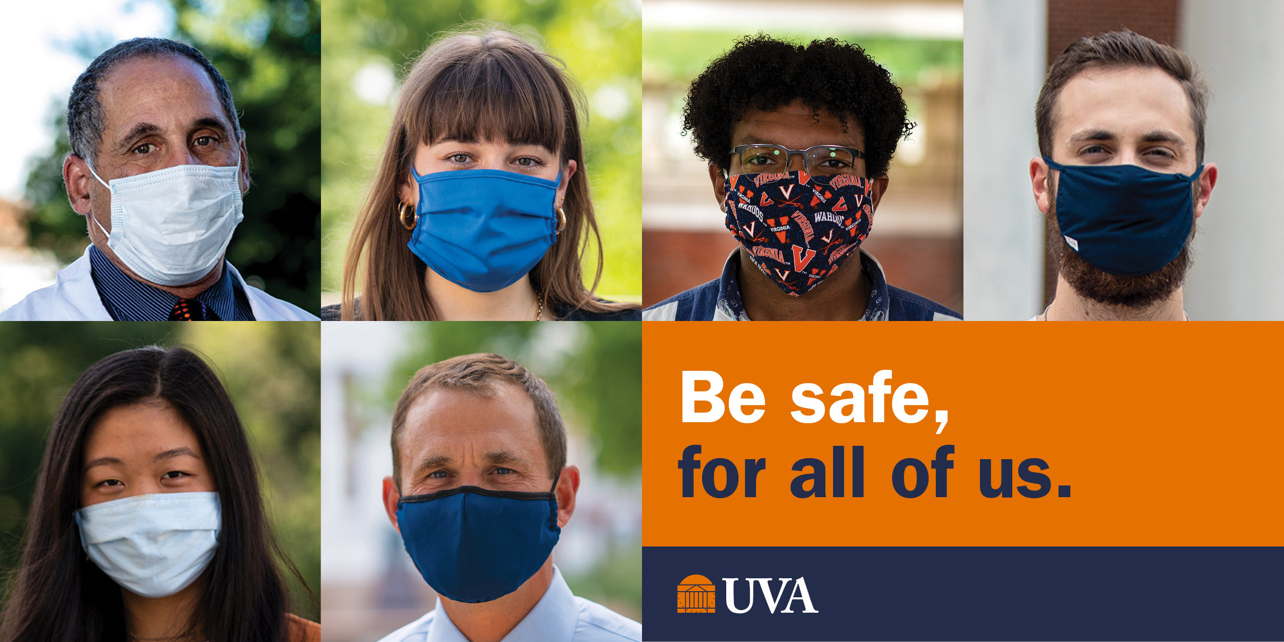 Be safe, for all of us. -UVA