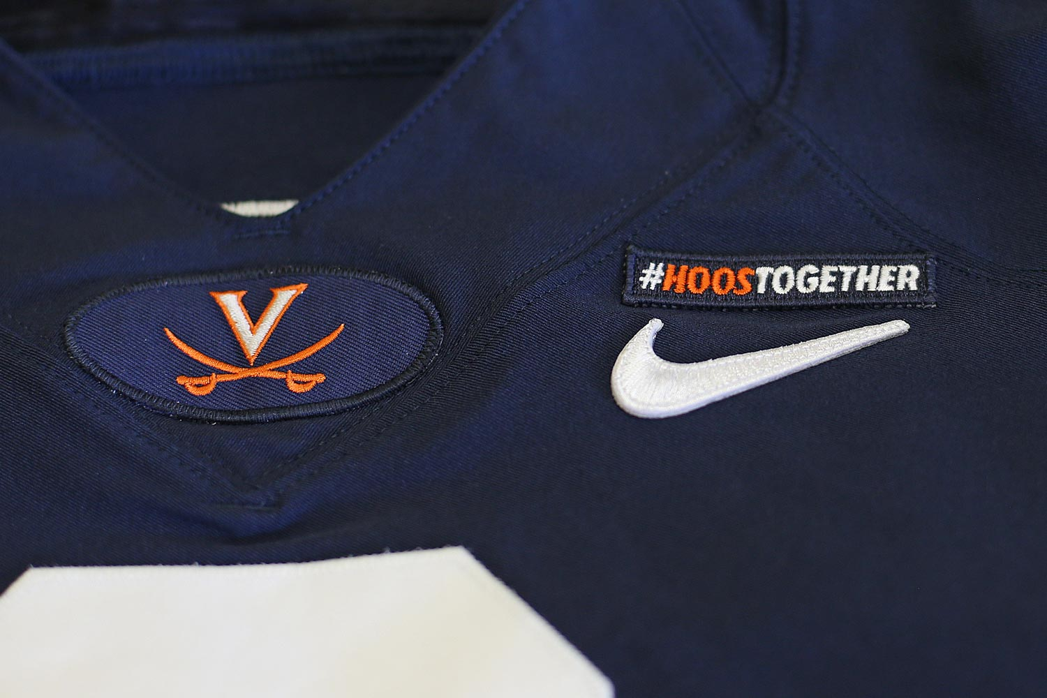 """Virginia athletics is committed to #HoosTogether and its message. We rely on it every day for our student-athletes, coaches and staff to be successful,"" said UVA Director of Athleics Craig Littlepage."