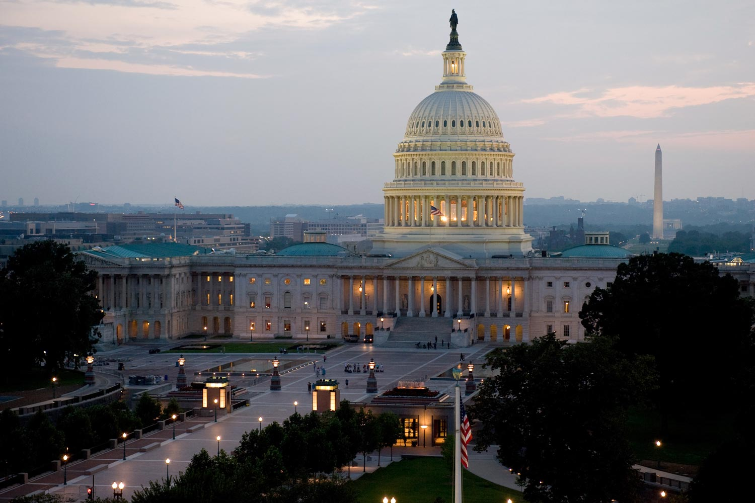 Jefferson took on an active role in the planning and design of the U.S. Capitol and the nation's new capital city.