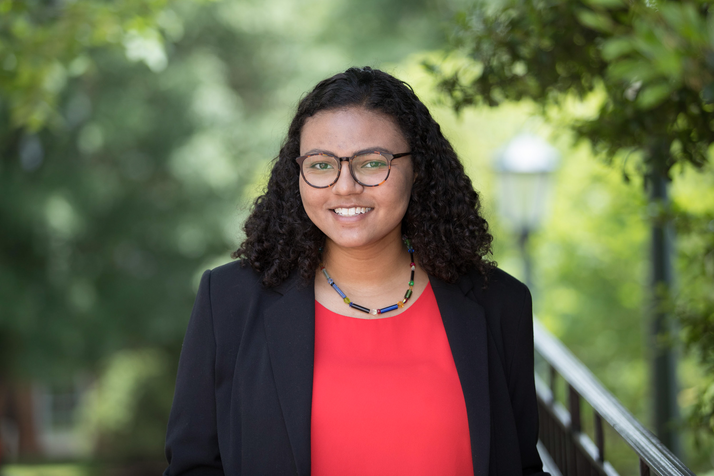 Virginia Chambers is a rising fourth-year student double-majoring in government and art history, with an urban and environmental planning minor.