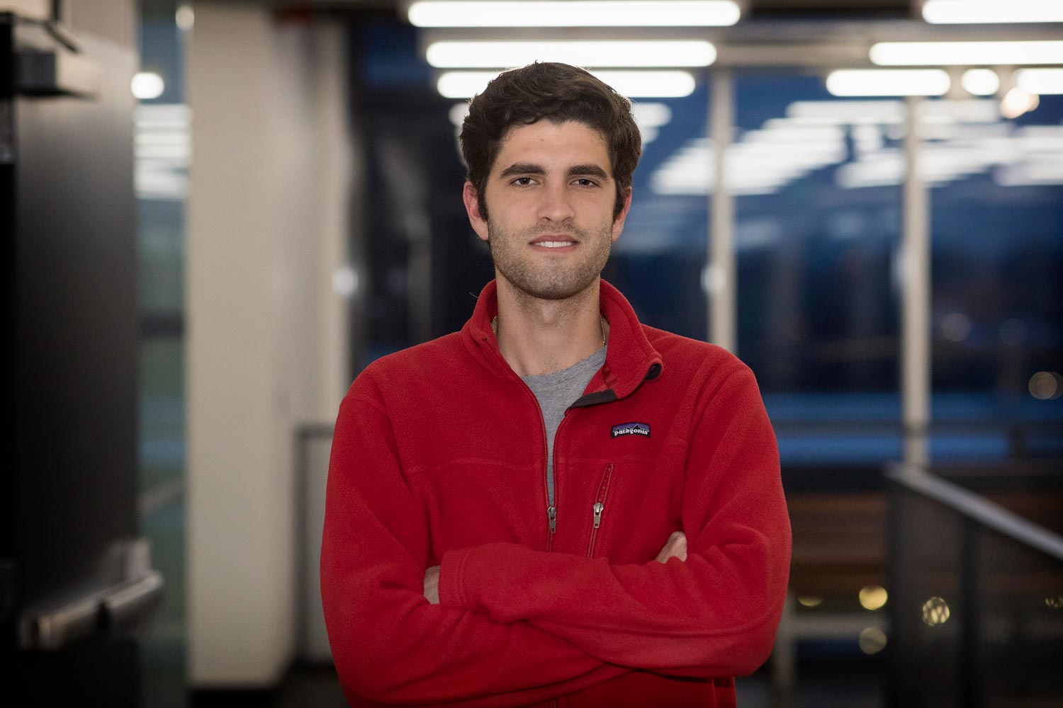 Victor Rodriguez believes WaBu is scalable for other universities around the country.
