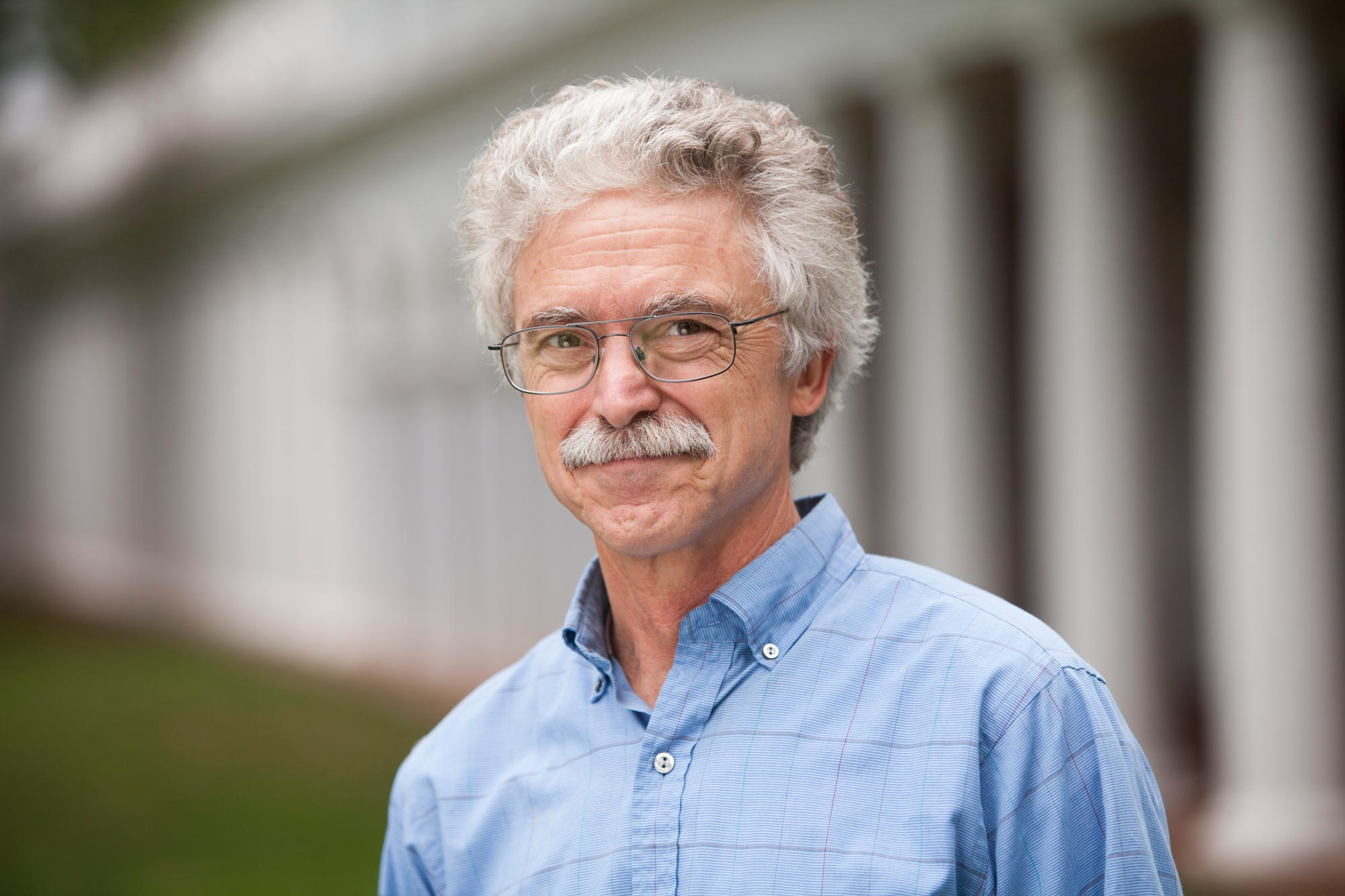 William Shobe is a professor of public policy and economics, and the director of UVA's Center for Economic and Policy Studies.