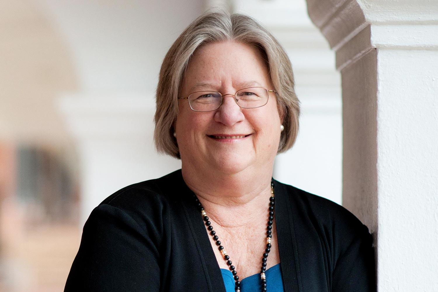 Psychology professor Charlotte Patterson was named chair when Women, Gender and Sexuality became a department.