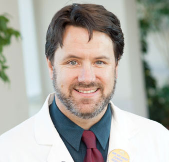 Dr. Bradford Worrall is one of the leaders of the project, which sought to clarify genetic involvement in ischemic stroke.